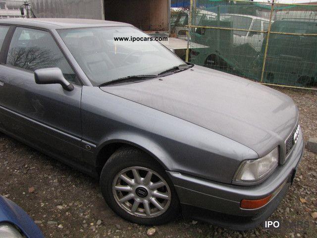 1993 Audi  2.6 E Coupe Sports car/Coupe Used vehicle photo