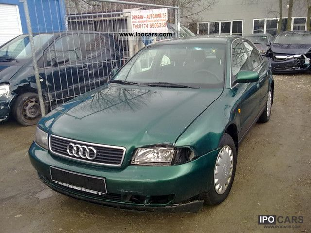 1997 Audi  A4 2.4 * CLIMATE CONTROL * 152000KN ** EXCELLENT CONDITION ** Limousine Used vehicle photo