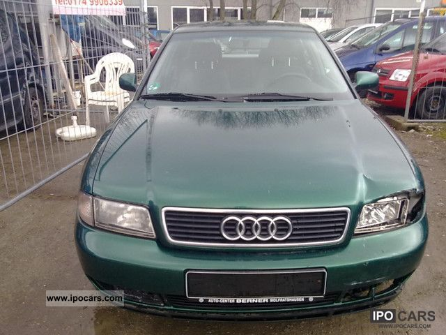 1997 audi a4 2 4 related infomation specifications weili for Garage auto hadri