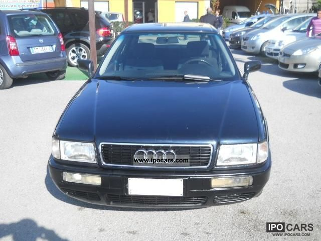 1993 Audi  80 1.9 TDI affair Limousine Used vehicle photo