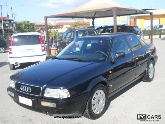 1993 audi 80 1 9 tdi affair car photo and specs. Black Bedroom Furniture Sets. Home Design Ideas