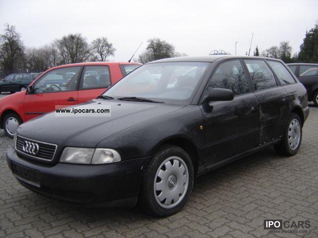 1998 Audi  A4 Avant 1.8 Estate Car Used vehicle photo
