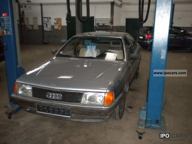 1985 Audi  100 Limousine Used vehicle photo