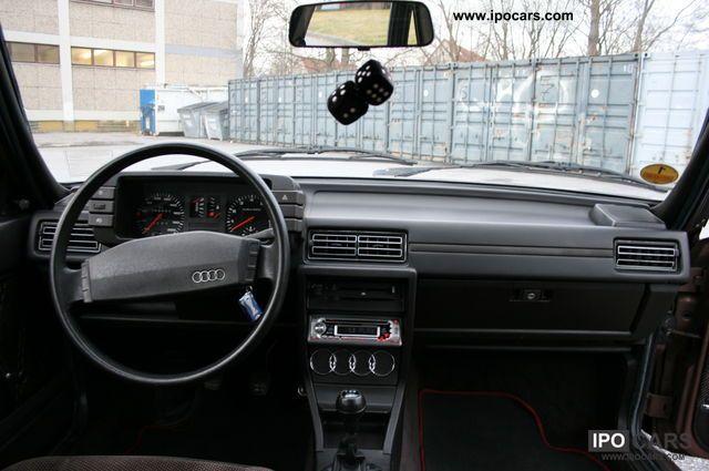1982 Audi Nsu Audi 80 Gl Formula I Car Photo And Specs