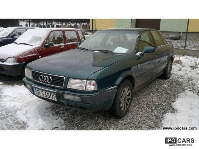 1992 Audi  GAZ 80 Limousine Used vehicle photo