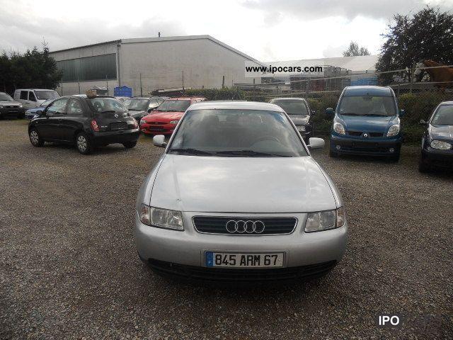 1997 Audi  A3 1.8L climate control Limousine Used vehicle photo
