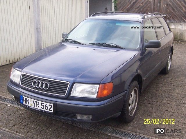 1995 Audi  100 Avant 2.0 E Estate Car Used vehicle photo