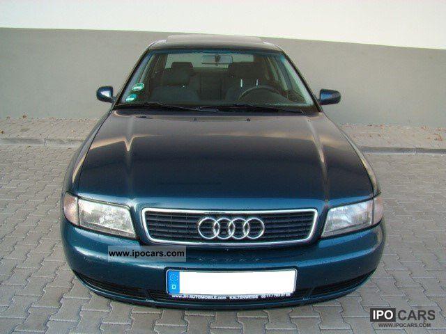 2000 Audi  A4 1.6 16V Trendline TUV *** 2013 *** Limousine Used vehicle photo