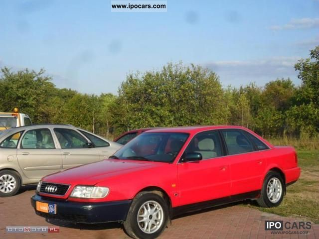 Audi  A6 2.6 V6 AIR GAZ SUPER CENA! 1996 Liquefied Petroleum Gas Cars (LPG, GPL, propane) photo