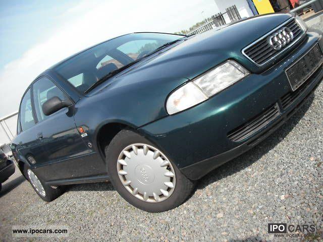 1994 Audi  A4 1.6 * SUNROOF * TOP * Limousine Used vehicle photo
