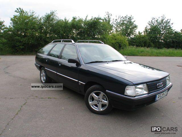 1990 Audi  100 Avant 2.3 E Estate Car Used vehicle photo