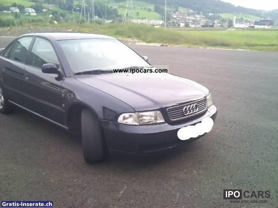 1997 Audi  A4 2.6 S Line SHD, Alcantara, climate control ... Limousine Used vehicle photo