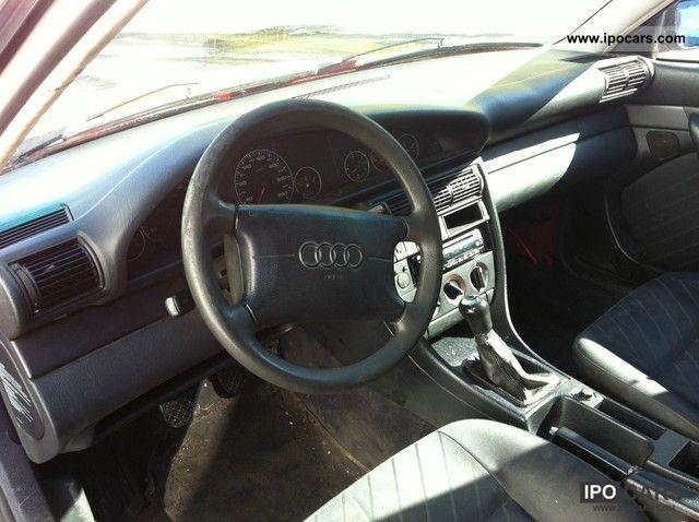1996 Audi A6 Avant 2 6 Quattro Car Photo And Specs