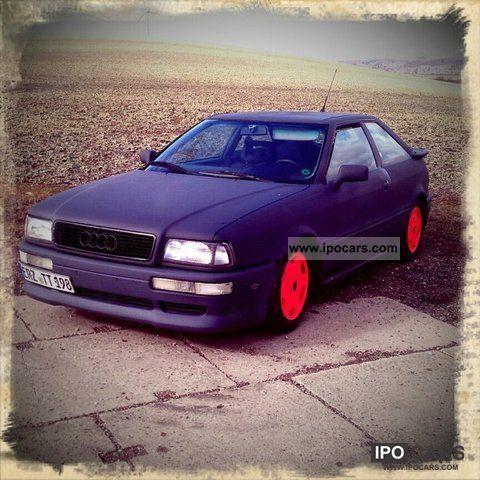 1992 Audi  2.3 E Coupe Sports car/Coupe Used vehicle photo