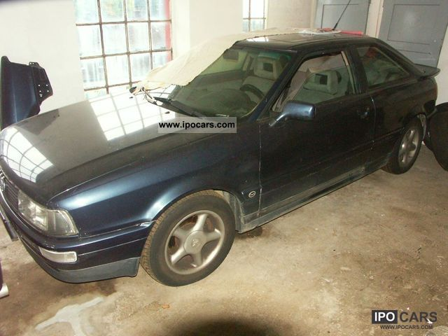 1988 Audi Coupe B3 Early Mod 1988 Car Photo And Specs