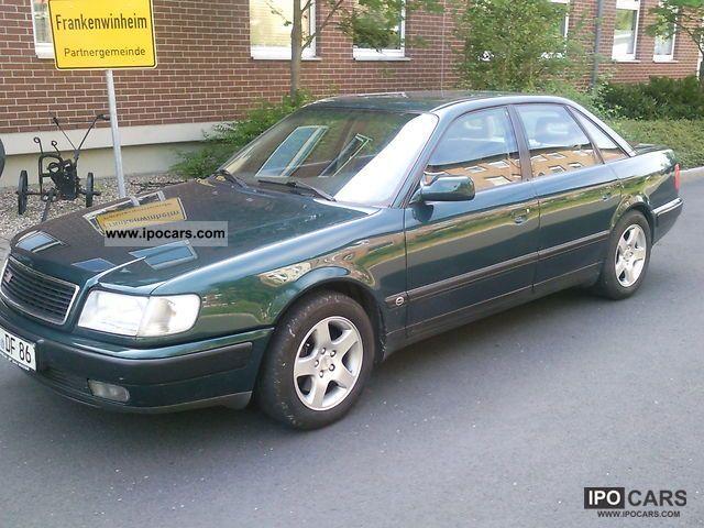 1992 Audi  A6 2.8 E Limousine Used vehicle photo