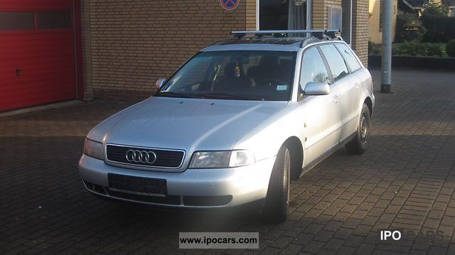 1997 Audi  A4 Avant 1.6 Estate Car Used vehicle photo