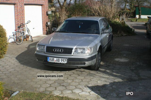 1993 audi 100 a6 c4 avant 2 3 e car photo and specs. Black Bedroom Furniture Sets. Home Design Ideas