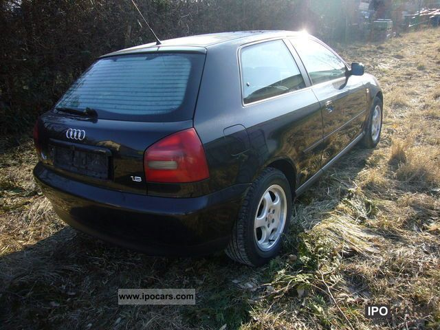 1999 audi a3 1 6 atmosphere car photo and specs. Black Bedroom Furniture Sets. Home Design Ideas