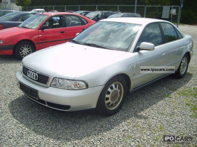 1995 Audi  A4 2.8 Limousine Used vehicle photo