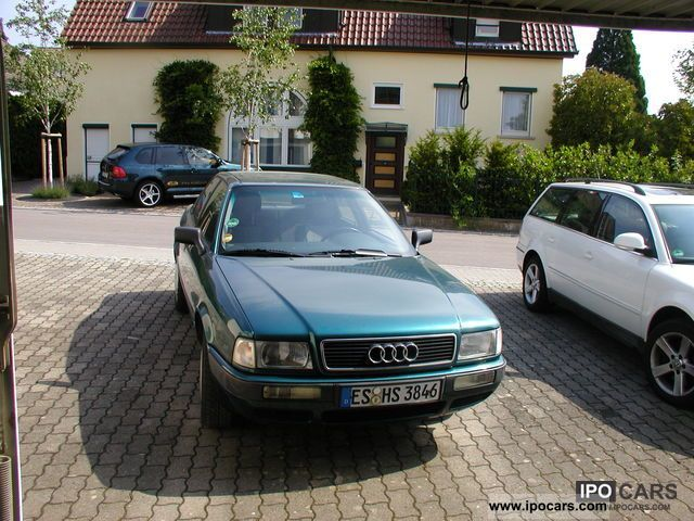 1992 Audi  80 newcomers Limousine Used vehicle photo