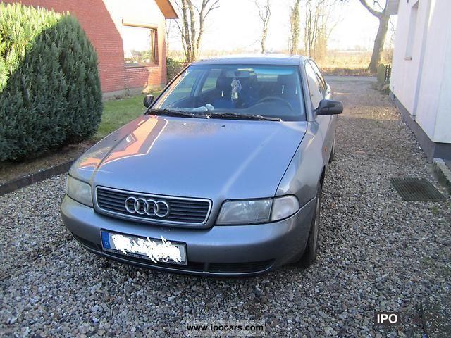 1994 Audi  A4 1.6 Limousine Used vehicle photo