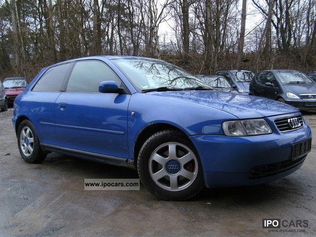 1996 Audi  A3 Limousine Used vehicle photo