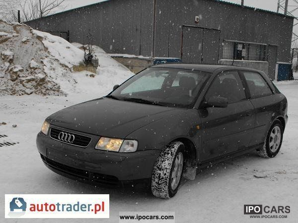 1999 audi a3 car photo and specs. Black Bedroom Furniture Sets. Home Design Ideas