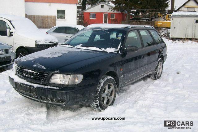 1995 Audi  A6 1.8 \ Estate Car Used vehicle photo