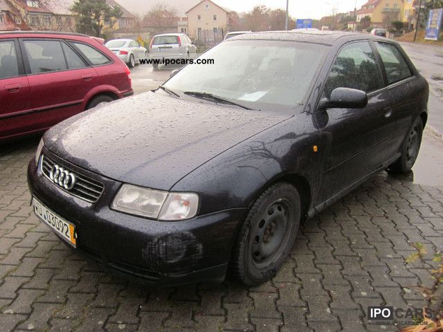 1998 audi a3 1 9 tdi turbo new 1 hand zahnr neu car photo and specs. Black Bedroom Furniture Sets. Home Design Ideas