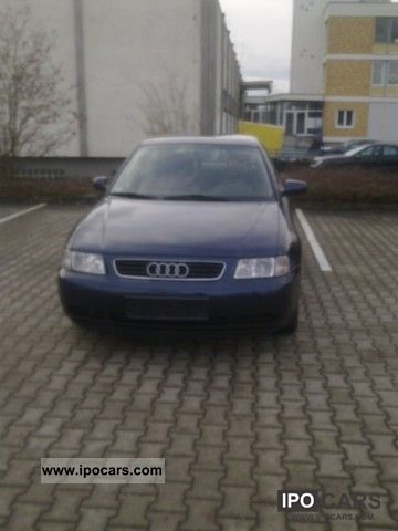 1997 Audi  A3 1.6 Limousine Used vehicle photo