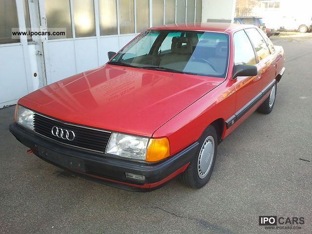 1989 Audi  1.Hand * 100 * Full Service History Limousine Used vehicle photo