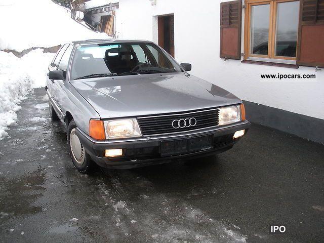 1986 Audi  100 CC Limousine Used vehicle photo