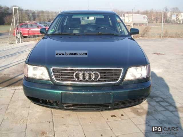 1995 Audi  A6 + AU 2.6/Leder/Klimatronic/TÜV NEW! Estate Car Used vehicle photo