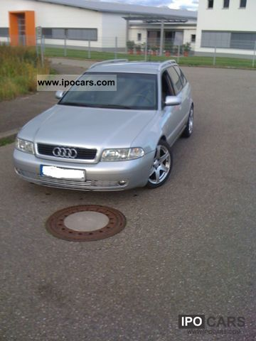 1999 Audi  A4 Avant 1.8 Estate Car Used vehicle photo
