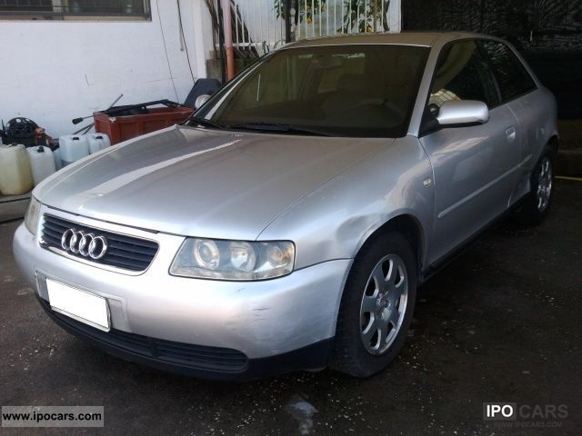 Audi  A3 1.6 cat 3 porte GPL ambience 2000 Liquefied Petroleum Gas Cars (LPG, GPL, propane) photo