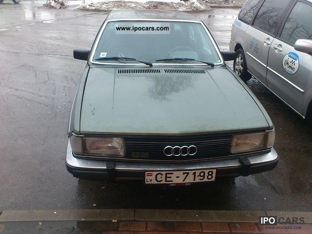 1980 Audi  100 Limousine Classic Vehicle photo