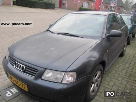 1997 Audi  A3 1.9 TDI 66 KW BWJ 1997 AIRCO LM VLG Other Used vehicle photo