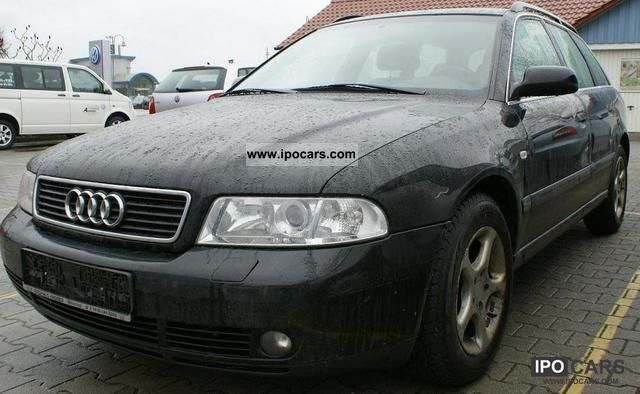 1999 Audi  A4 Estate Car Used vehicle photo