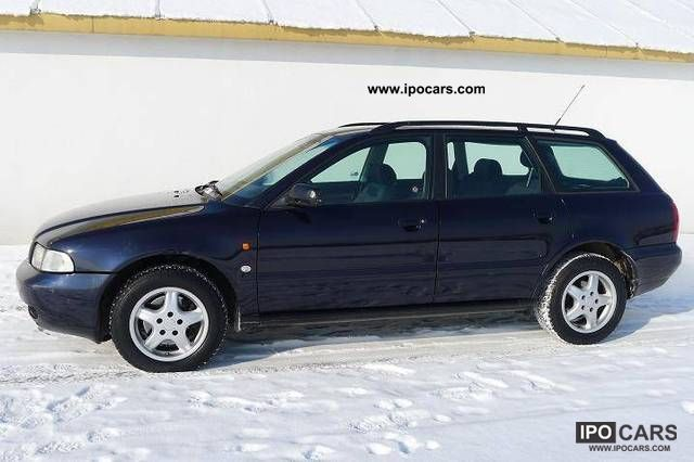 1996 Audi  A4 ORIGINAL Estate Car Used vehicle photo