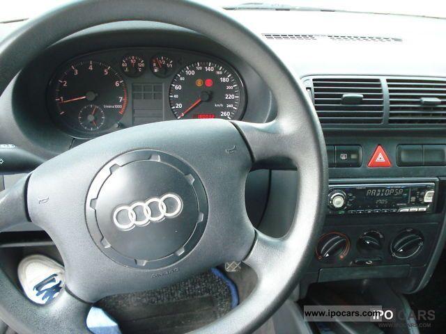 1996 Audi A3 2 Hand From Women Owned Beautiful Ausstatt