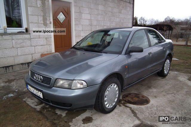 1995 Audi  SPRZEDAM samochód wersja A4 B5! Limousine Used vehicle photo