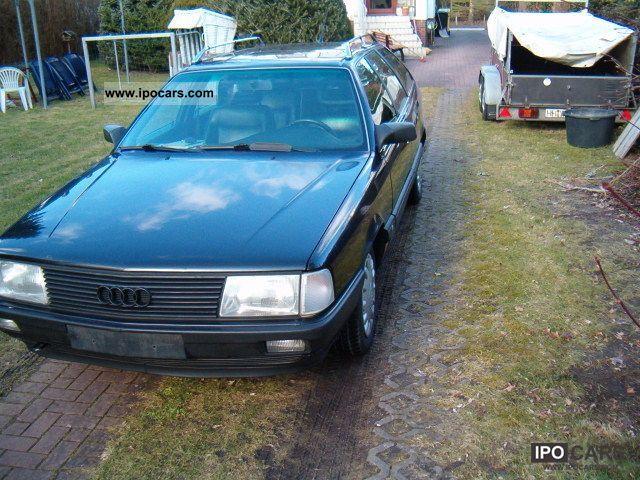 1990 Audi  100 Avant quattro Sport Limousine Used vehicle photo