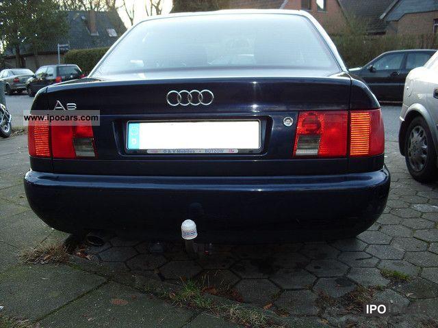 1995 audi a6 apc servo efh car photo and specs rh ipocars com 1996 Audi A6 1995 audi a6 owners manual pdf