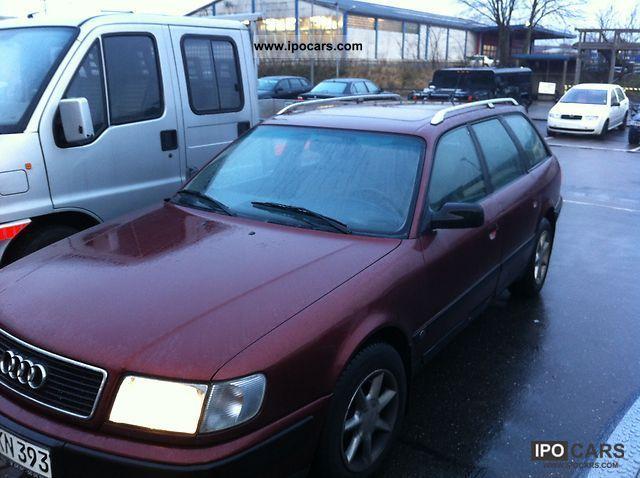 1991 Audi  100 Avant 2.3 E Estate Car Used vehicle photo