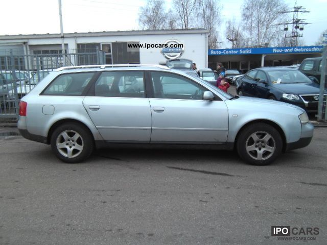 1999 Audi  A6 Avant 2.4 Automatic / Service book! Estate Car Used vehicle photo