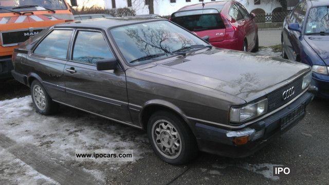 1982 Audi  Coupe 2.2 96 kw Sports car/Coupe Used vehicle photo