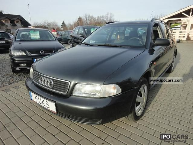 1996 Audi  * A4 * AIR * ZAREJESTROWANA Estate Car Used vehicle photo