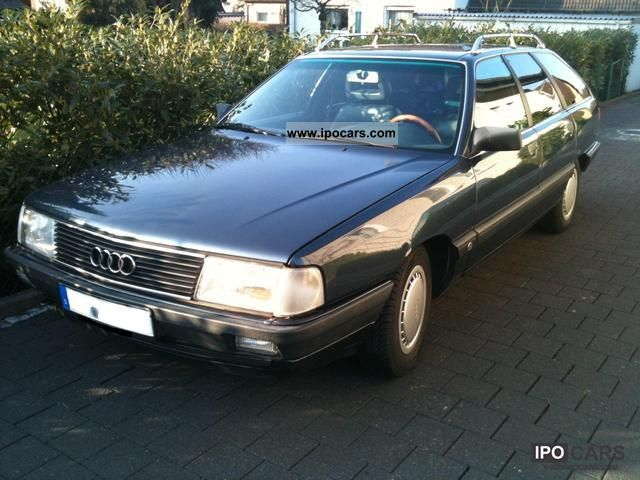 1990 Audi  100 Avant Estate Car Used vehicle photo