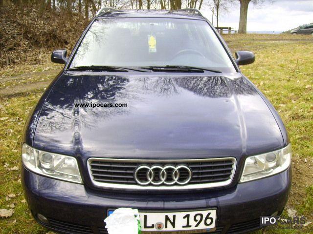 2000 Audi  A4 Avant 1.8 Estate Car Used vehicle photo